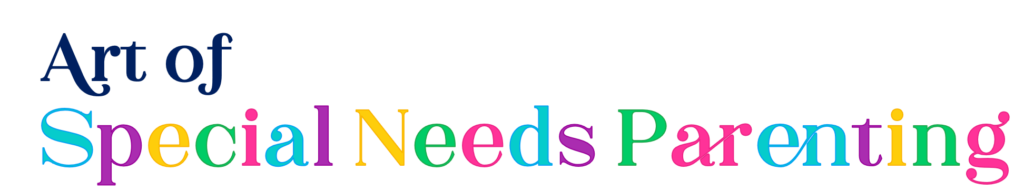 Art of Special Needs Parenting Logo