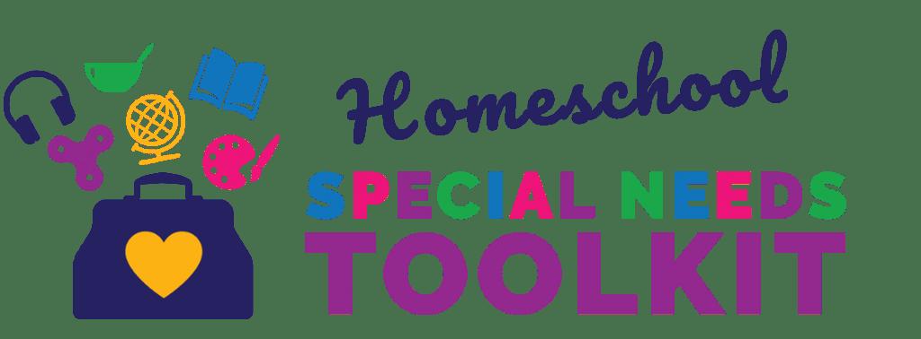 Homeschool Special Needs Toolkit Logo